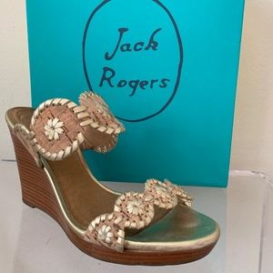 Jack Rogers Luccia size 6